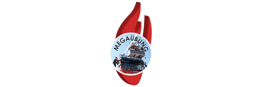 Logo Megauebung