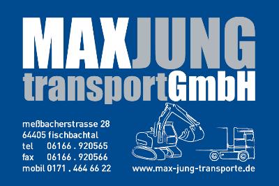 Logo Max Jung